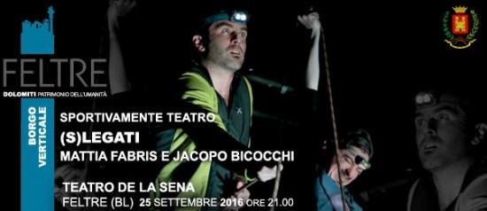 (S)legati al Teatro de la Sena a Feltre