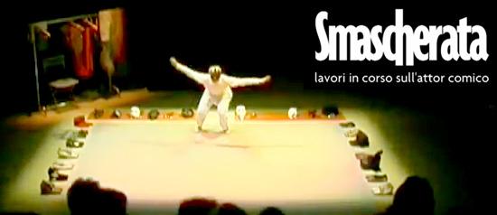 """""""Smascherata"""" al Teatro Villa di San Clemente"""