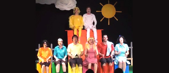 """""""Snoopy - il Musical"""" al Teatro Ambra Garbatella"""