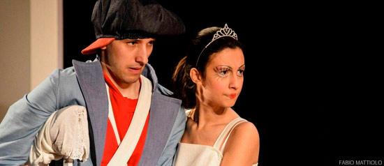Il soldatino di piombo e la ballerina di carta all'Auditorium Comunale di Piovene Rocchette