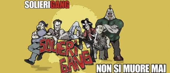 Solieri Gang in concerto al Legend Club di Milano