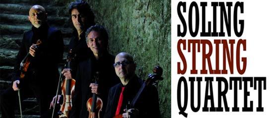 Solis String Quartet - Mediterraneo Sonoro all'Enoteca del Jazz a Molfetta