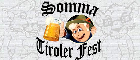 """Somma Tiroler Fest, il Tirolo tra noi"" a Somma Lombardo"