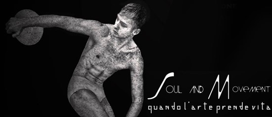 """Soul and Movement""al Teatro Area Nord di Napoli"