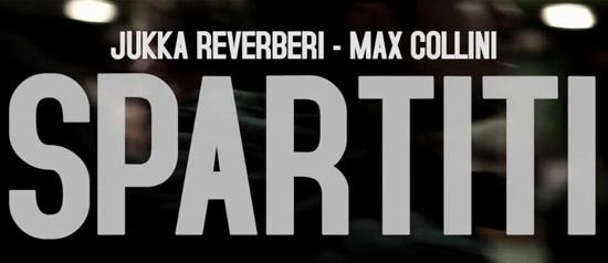 Spartiti - Jukka Reverberi + Max Collini live al Cinema Metropolis di Umbertide
