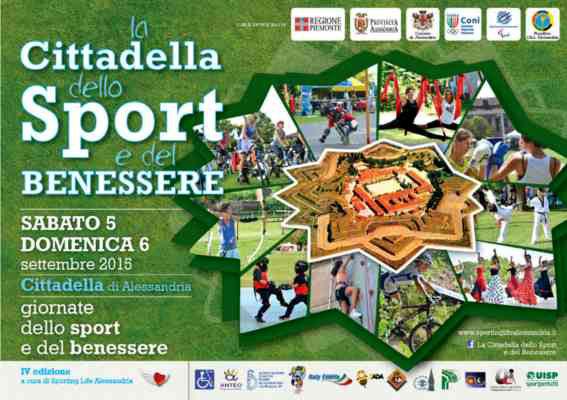 IV edizione Giornate Sport e Benessere ad Alessandria