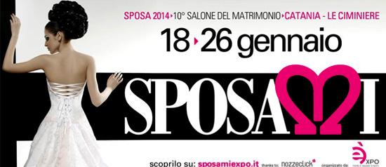 Sposami 2014 Expo alle Ciminiere di Catania