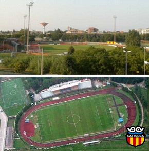 Stadio Giorgio Calbi Cattolica