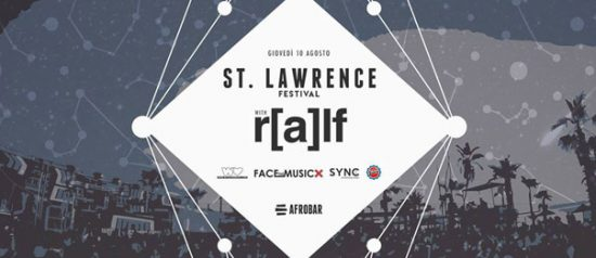 St. Lawrence Festival w. Ralf a Afrobar di Catania