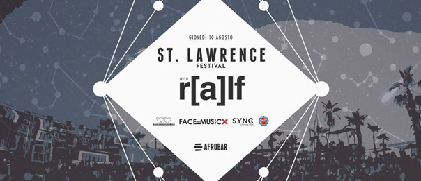 St. Lawrence Festival w. Ralf a Afrobar di Catania