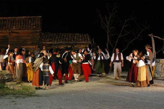 """""""La Storia Bandita"""" al Parco Grancia di Brindisi Montagna"""