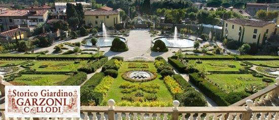 Storico giardino Garzoni Collodi