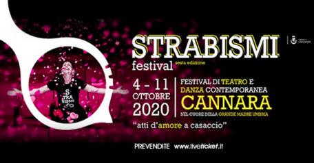 Strabismi 2020 al Teatro Thesorieri di Cannara