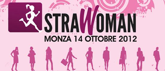 StraWoman a Monza