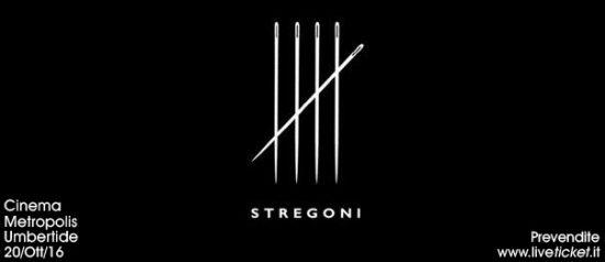 Stregoni - Johnny Mox + Above the Tree al Metropolis di Umbertide