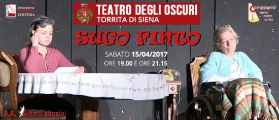 Sugo finto al Teatro degli Oscuri di Torrita di Siena