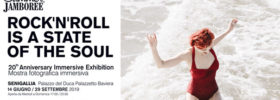 """Summer Jamboree 20th Anniversary Immersive exhibition """"Rock'n'Roll is a State of the Soul"""" a Senigallia"""