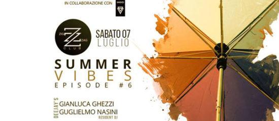 Summer Vibes Episode #6 al Zig zag Club di Porto Ercole