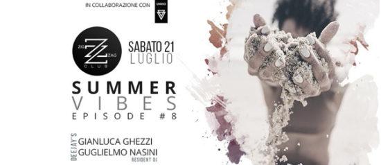 Summer Vibes Episode #8 al Zig zag Club di Porto Ercole