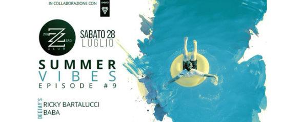 Summer Vibes Episode #9 al Zig zag Club di Porto Ercole