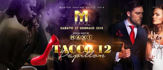 Tacco 12 & Papillon al Mall Club di Rescaldina