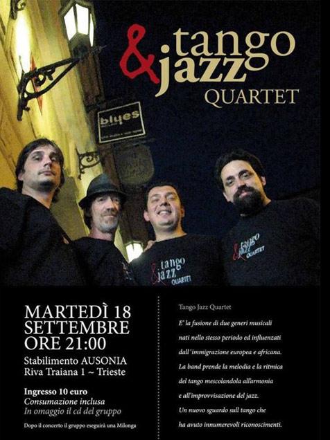 Tango & Jazz Quartet Milonga