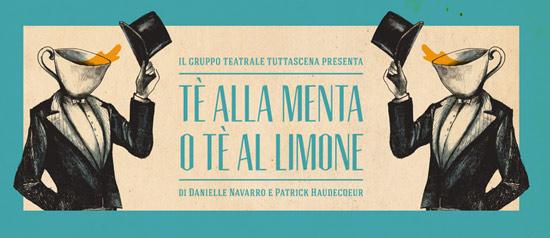 Tè alla menta o tè al limone al Teatro Portone di Senigallia