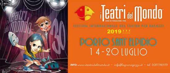I Teatri del mondo 2019