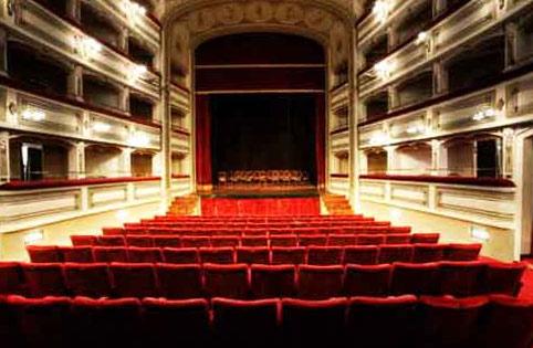 Teatro Garibaldi, Enna