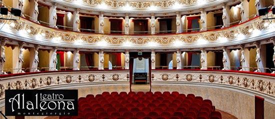 Teatro Comunale Domenico Alaleona Montegiorgio (FM)