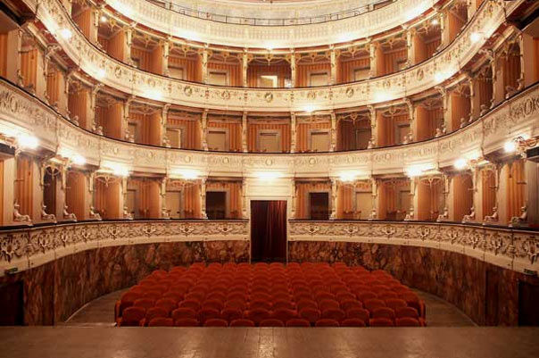 Teatro Cagli Provincia di Pesaro e Urbino