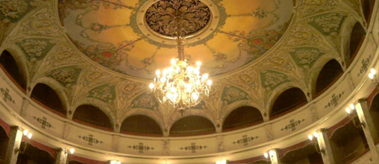 Teatro Comunale di Treia
