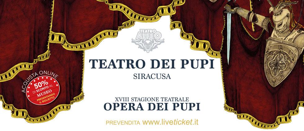 Teatro dei Pupi di Siracusa