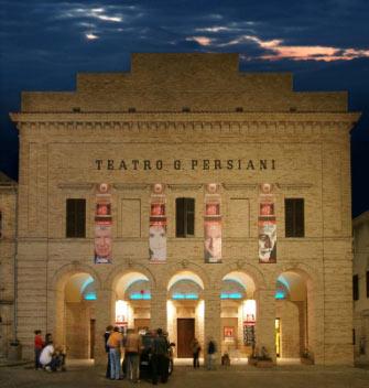 Teatro Persiani Recanati