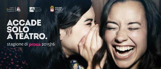 Teatro Comunale Domenico Modugno di Aradeo + Teatro Pubblico Pugliese
