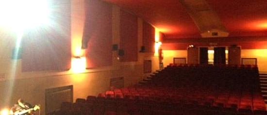 Teatro San Giorgio di Bisuschio