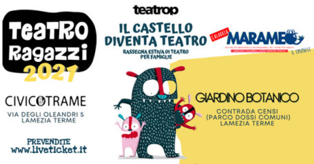 Teatro Ragazzi D'estate - Marameo Festival a Lamezia Terme