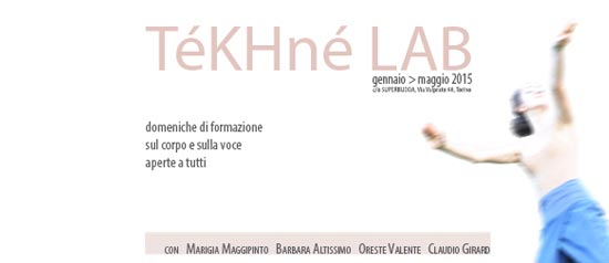Tkhn LAB, Torino