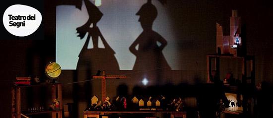 Il tenace soldatino di piombo al Teatro dei Segni a Modena