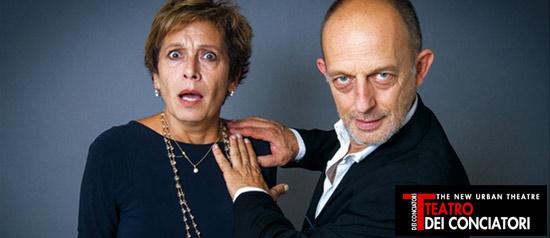 Terapia di coppia al Teatro dei Conciatori di Roma