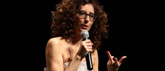 """Teresa Mannino, in """"Le sirene, Scilla e Cariddi"""" al Teatro antico di Tindari"""