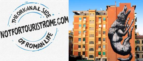 Street Art Tour Testaccio & Ostiense a Roma