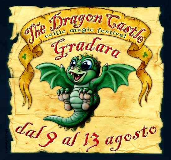 The Dragon Castle 2013 a Gradara