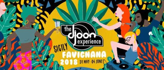 The Djoon Experience 2018 all'Aurum Hotels - Approdo di Ulisse a Favignana