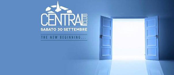 "Central Club ""The new beginning"" al Controsenso a Forlì"