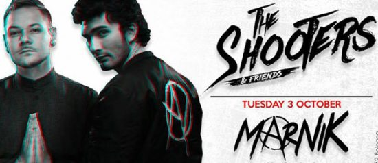 The Shooters & Friends w/ special guest: Marnik al Matis Dinner Club di Bologna