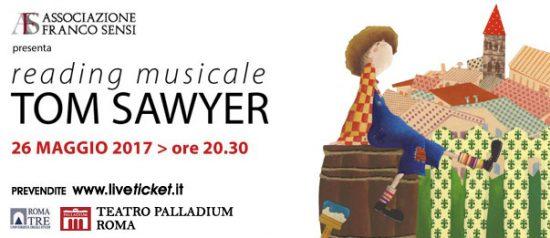 Tom Sawyer al Teatro Palladium a Roma