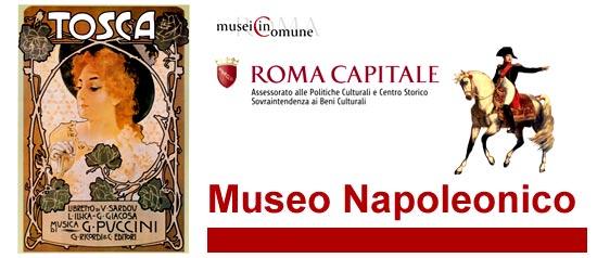 Tosca, al Museo Napoleonico di Roma