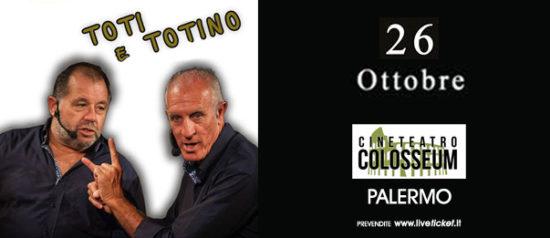 Sicilianamente vostri al Cineteatro Colosseum a Palermo