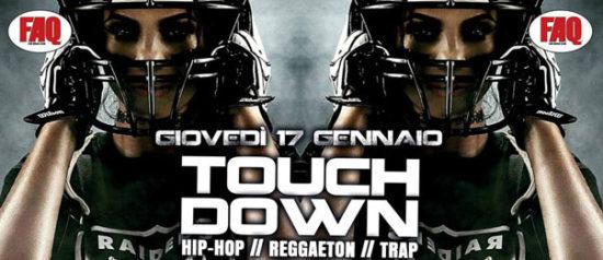 Touch Down al Faq Live Music Club a Grosseto